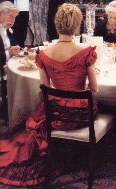 Age of Innocence 1993 - Michelle Pfeiffer as Ellen Olenska.