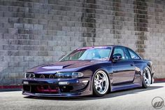 Nissan 240sx S14 | LIKE US ON FACEBOOK https://www.facebook.com/theiconicimports