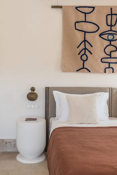 Discover the Cycladic-inspired Parilio Hotel on the Greek island of Paros, designed by Athens-based Interior Design Laboratorium. Design Hotel, House Design, Hippie Stil, Casa Cook, Hotel Architecture, Architecture Design, Hotel Interiors, Bedroom Interiors, Bedrooms