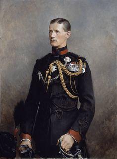 The Hon Lieutenant Frederick Roberts, Kings Royal Rifle Corps, 1899 (c)