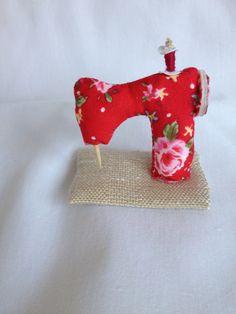 Tilda, hand stitched, miniature, sewing machine, cath kidston, Tilda doll, by GeorgiaRoseStitchery on Etsy https://www.etsy.com/uk/listing/204692219/tilda-hand-stitched-miniature-sewing