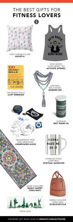 The Best Holiday Gifts for Everyone on Your List (Including You) #holiday #giftguide