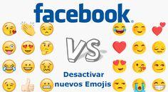 Si los nuevos emoticonos de Facebook no te gusta, desactivarlos y usa los emoji clásicos en tu app Facebook Messenger de Android y iPhone (iOS). #Facebook #redessociales #Emoticonos #Emoji #Android #iOS