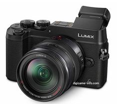 Panasonic DMC-GX8 MFT mirrorless camera: pictures and specifications