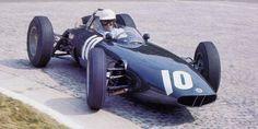 1962 GP Francji (Richie Ginther) BRM P57
