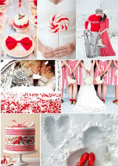 christmas wedding ideas