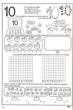 pregatirea pentru scoala a copilului prescolar -matematica - Kiss Virág - Picasa Web Albums Math Activities, Preschool Activities, Teaching Weather, Homework Sheet, Occupational Therapy Activities, Simple Math, Tracing Worksheets, Autism Classroom, Paper Trail