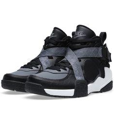 Nike Air Raid (Black & Flint Grey)