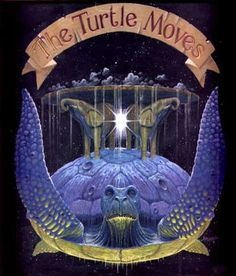 Art by Stephen Player. Sir Terry Pratchett Discworld.