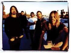 Foo Fighters.
