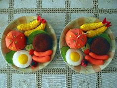 Really Amazing Felt Food Images