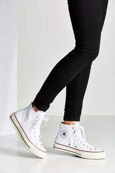 Converse All Star Chuck 70 Leather High Top Sneaker - Urban Outfitters