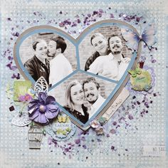 Pieces of My Heart - Scrapbook.com