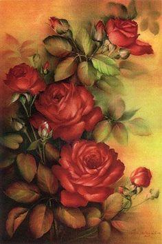 Decoupage Flowers - Home & Garden - Álbuns da web do Picasa