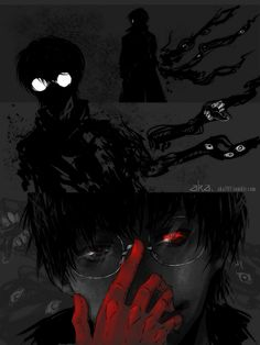 Find images and videos about anime, tokyo ghoul and kaneki on We Heart It - the app to get lost in what you love. Manga Tokio Ghoul, Tokyo Ghoul Manga, Anime Eyes, Manga Anime, Anime Art, Date A Live, Ken Kaneki Tokyo Ghoul, Touka Kaneki, Shinigami