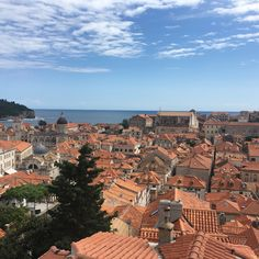 We began our Balkans holiday by flying into Dubrovnik. Easyjet do a load of flights there and they were really affordable from Gatwick (even if we did have to be up at 4 for the 7am flight time!). As soon as we arrived and headed in the car to the hotel, the beauty of the