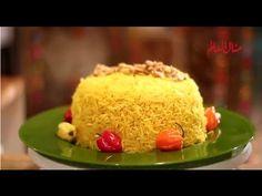 مكرونة اسباجيتي بالبشاميل - مطبخ منال العالم - YouTube