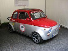 Fiat 1967 Fiat Cinquecento Giannini