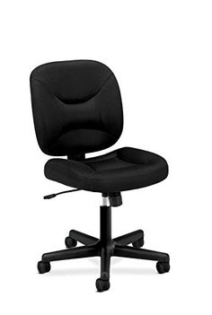basyx by HON HVL210 Task Chair for Office or Computer Desk Black >>> Check out this great product.Note:It is affiliate link to Amazon.