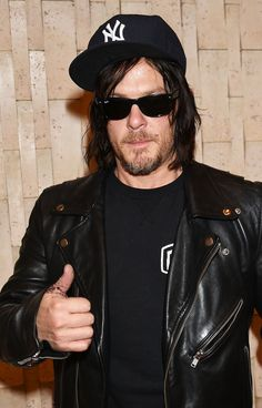 All The Times Norman Reedus Looked Hot In Sunglasses|The Huffington Post Canada Style
