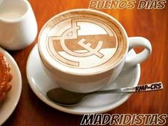 Good morning to all that pass  a great Saturday.. Buenos días a todos .. Que  pasen un excelente sábado.. #HalaMadrid #RealMadrid #LigaBBVA  #Respect #matchday #halamadridhastaelfinal  #halamadridynadamás  #comonotevoyaquerer  #undecima  #orgullovikingo  #comonotevoyaquerer