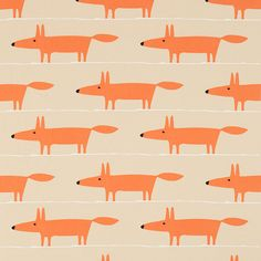 Products | Scion - Fashion-led, Stylish and Modern Fabrics and Wallpapers | Mr Fox applique (NSCK131655) | Guess Who? Fabrics