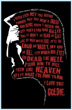 Sin City poster, T