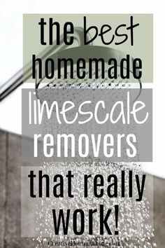 Deep Cleaning Tips, House Cleaning Tips, Spring Cleaning, Cleaning Recipes, Cleaning Solutions, Cleaning Supplies, Lime Scale Remover, Hard Water Stains, Hard Water Spots