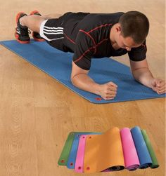First Place Fitness Mats: Quality, commercial grade mats at an affordable price.