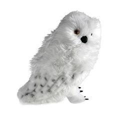 Your Harry Potter fan can cuddle with this cute Hedwig plush. Harry Potter Hedwig, Harry Potter Room, Harry Potter Birthday, Harry Potter Movies, Voldemort, Fans D'harry Potter, Cuddling, Owl, Snowy Owl