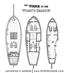 Wreck of the Wight's Shadow