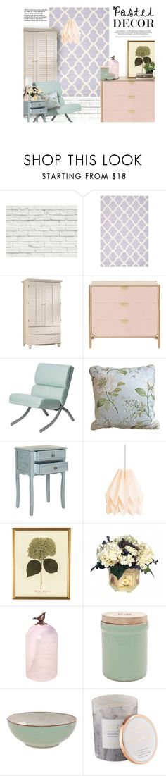 """"""" To me 'drink responsibly' means don't spill it """" by crazydita ❤ liked on Polyvore featuring interior, interiors, interior design, home, home decor, interior decorating, Brewster Home Fashions, Safavieh, Sauder and I Love Living"""