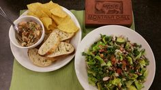 Smoked Trout Dip from Ted's Montana Grill!