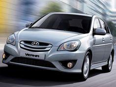 Hyundai Verna '2009–10