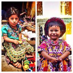 Princesas de Guatemala