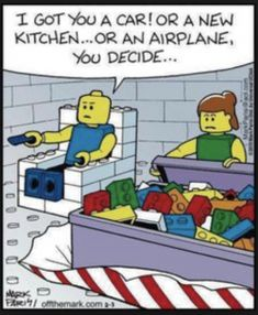 Tagged with funny, comics, lego; Shared by Lego Life! Funny Cartoons, Funny Comics, Funny Jokes, Hilarious, Funny Gifs, Funny Laugh, Lego Jokes, Lego Humor, Christmas Quotes