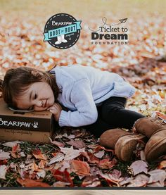 In partnership with @tickettodream Foundation this holiday season, for every boot purchase made on BEARPAW.com now through December 11th, BEARPAW will match and donate a boot to a foster child in need. New shoes allow foster children to run faster, jump higher and walk with confidence. 💙🐻🐾