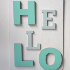 Welcome Sign - For the Home Typography Welcome Sign - For the Home , Typography Welcome Sign - For the Home , DIY Beach Towels Bath room paint stripes laundry rooms ideas Typography Welcome Sign Wood Pallet Signs, Wood Signs, Fun Crafts, Diy And Crafts, Patterned Kitchen Tiles, Picture Frame Wreath, Decoupage, Spring Projects, House Projects