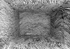 David DiMichele - Three Dimensional Drawings, 2010