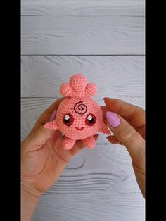 Crochet Pattern toy Amigurumi Pokemon IgglyBuff, Amigurumi tutorial PDF file The Effective Pictures We Offer You About knit crochet A quality picture can tell you. Amigurumi Tutorial, Doll Tutorial, Tutorial Crochet, Crochet Toys, Free Crochet, Crochet Pokemon, Tunisian Crochet, Crochet Patterns For Beginners, Yarn Colors