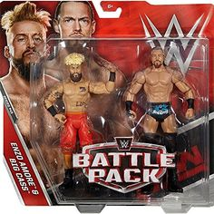 Bring home the officially licensed WWE action Dynamic personality pack celebrates key rivalries, Champions, Divas, tag teams and siblings Each figure stands approximately 6-Inch and comes with authentic ring gear and signature expression