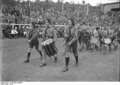 German Youth Day, Potsdam 1932.