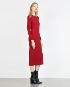 STUDIO DRESS-View all-Dresses-WOMAN | ZARA United States #needthisinplussize