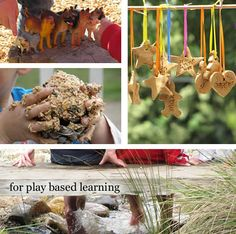 Irresistible ideas for play based learning (preschool and kindergarten) - amazing ideas