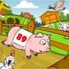 Pig Race Flash Game Online. Help the pig to deal with all obstacles and win the prize. Play Free Pigrace Web Game.