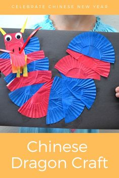How We Celebrate the Chinese New Year - - Potstickers and a fun craft. A great way to celebrate the Chinese New Year. Check out our favorite foods and a fun Chinese New Year Craft for kids. Happy Chinese New Year, Chinese New Year Flower, Chinese New Year Traditions, Chinese New Year Crafts For Kids, Chinese New Year Dragon, Chinese New Year Activities, Chinese New Year Party, Chinese New Year Design, Chinese New Year Decorations