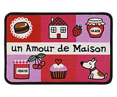 Tappetino Cucina Maison - 39X59 Cm