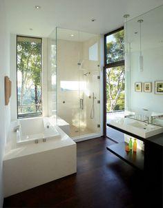 Fresh And Clean Shower Design Ideas 7