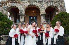 Patrick Haley Mansion Wedding Photographer