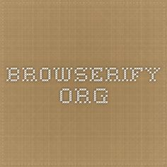 browserify.org
